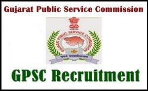 GPSC-Recruitment