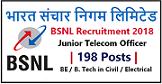 भारत संचार निगम लिमिटेड (BSNL) भर्ती 2019/ पोस्ट 198/ ऑनलाइन आवेदन/ एप्लीकेशन फॉर्म