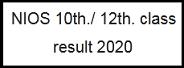 10th./ 12th. result 2020 LIVE   10 वींं/ 12 वीं. परीक्षा परिणाम 2020