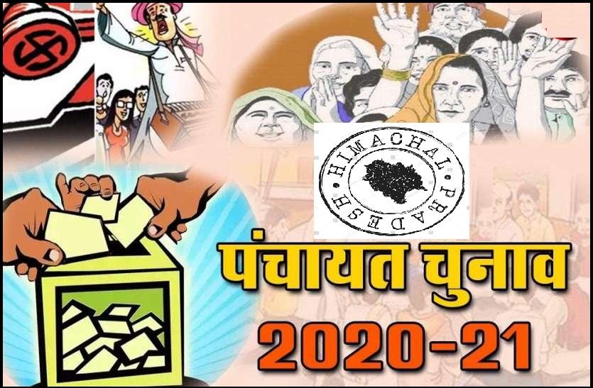Himachal Gram Panchayat Election 2020-21