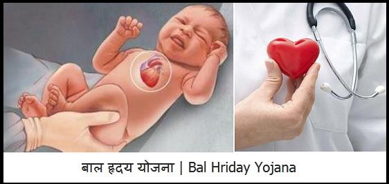 Bihar Bal Hriday Yojana logo