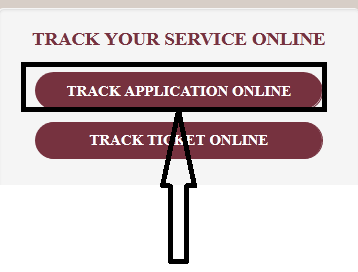 saral portal track application