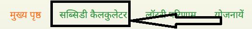 e-krishi yantra anudan yojana calculate subsidy amount