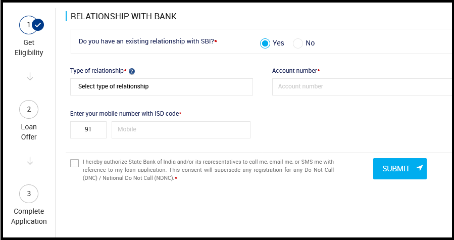 Kavach Personal Loan Scheme apply Online 2