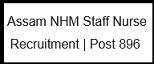 recruitment assam