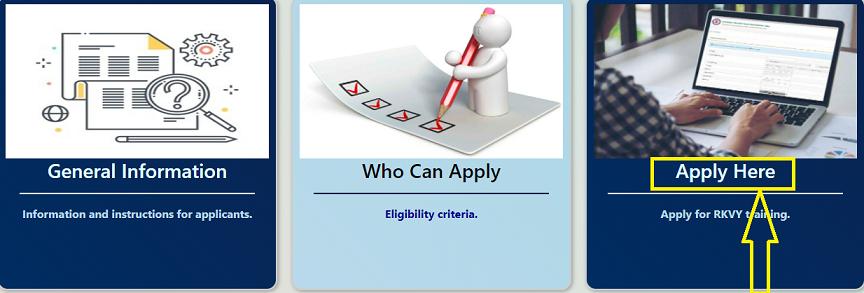 Rail Kaushal Vikas Scheme apply here