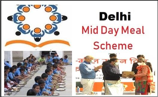 Delhi Mid Day Meal Yojana